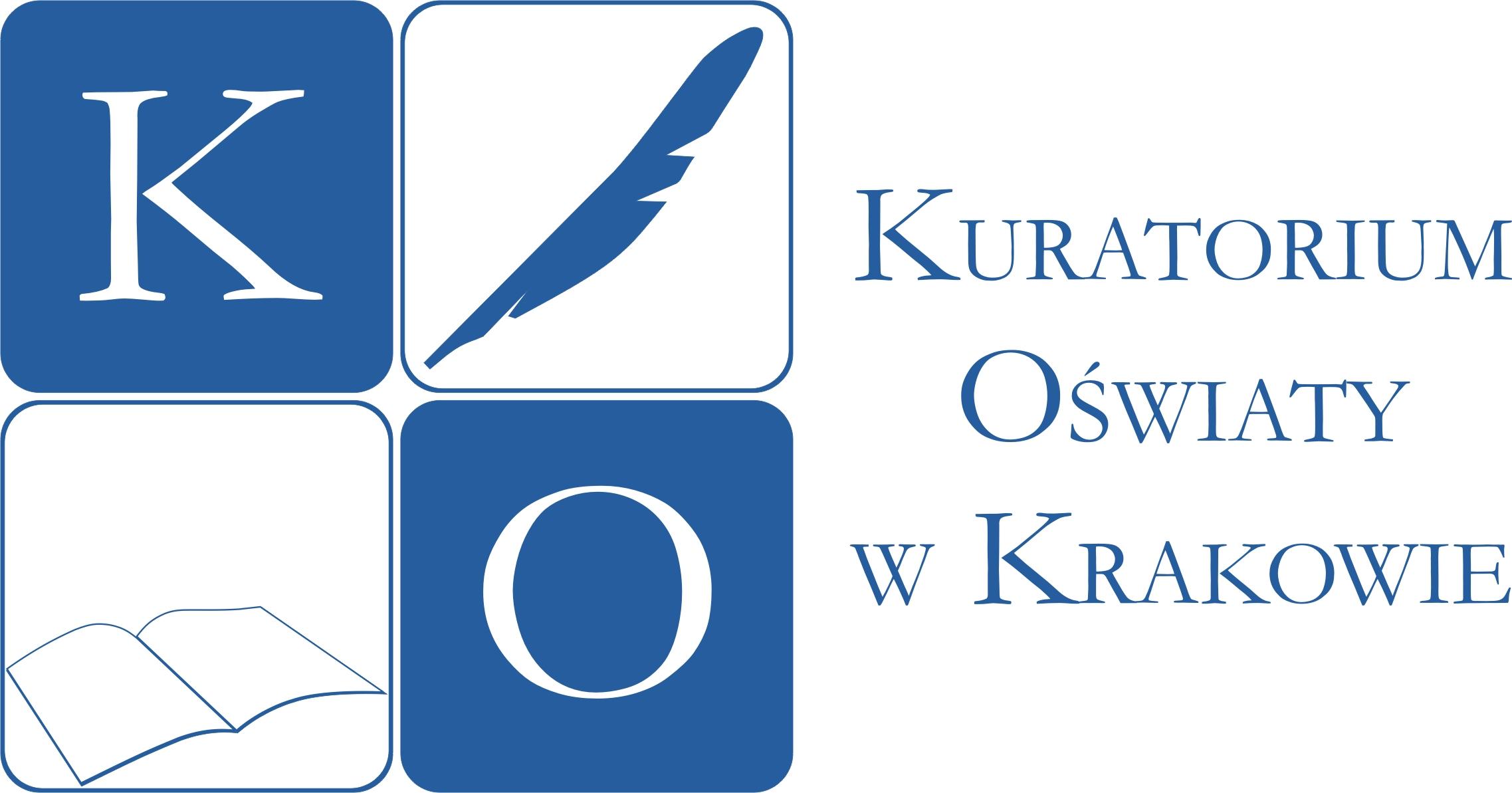 logo kuratorium oswiaty w krakowie